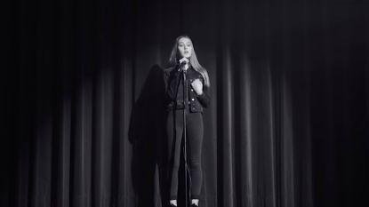 """'The Voice Kids'-winnares Jade heeft een eerste single: """"Maar ook school is belangrijk"""""""