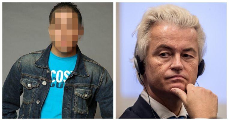 Voormalig politieman Faris K. kreeg zeven maanden cel. Hij lekte strikt geheime informatie over de permanente beveiliging van Geert Wilders.