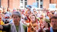 IN BEELD. Eeuwenoude Godelieveprocessie trekt door de Gistelse centrumstraten