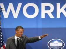 Obama déplore l'absence de congés de maternité