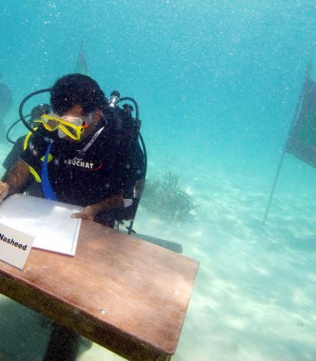 Indrukwekkende open brief: 'Worden de Malediven straks land zonder grondgebied?'