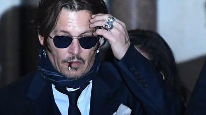 Rechtszaak Johnny Depp tegen The Sun uitgesteld
