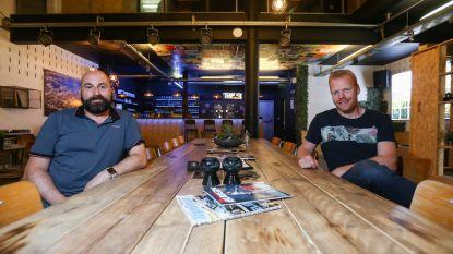 't Fabriek in Hoeselt is een jeugdhuis voor jonkies tot 35 jaar