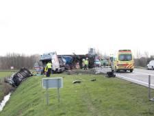 Rijkswaterstaat kijkt naar betere scheiding rijbanen op 'dodenweg' N36
