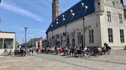 Centrum van Herentals wordt één groot terras deze zomer