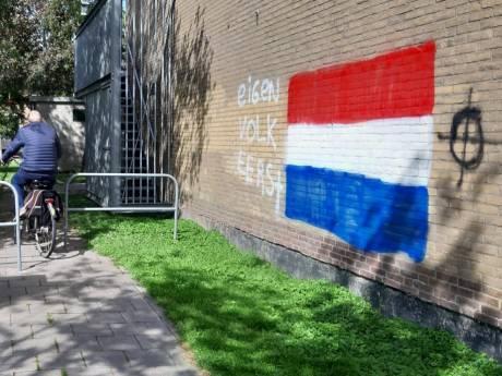 Politie onderzoekt meerdere racistische leuzen in Gouda