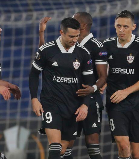 Qarabag kan niet in actie komen tegen Villarreal door coronagolf in selectie