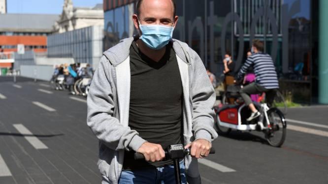 Schepen David Dessers (Groen) hervat werkzaamheden na quarantaine