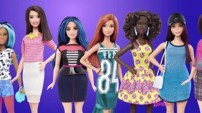Barbie wordt 60: zo veranderde de blonde pop door de jaren heen