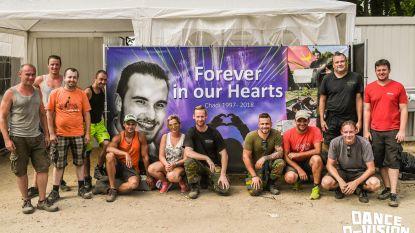 Belgisch leger rekruteert op Dance D-Vision