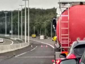 Camion renversé: le ring de Bruxelles rouvert