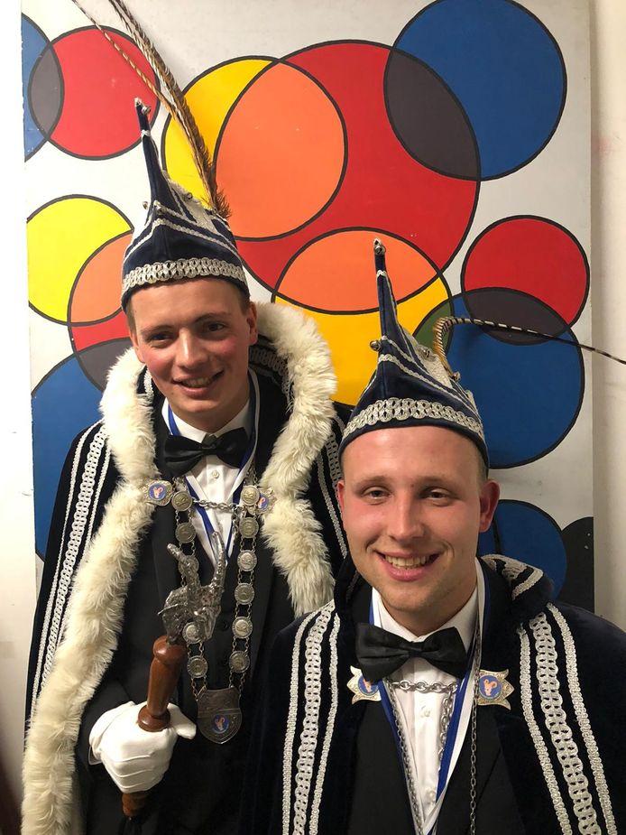 Jeroen van Erp, nieuwe prins Oijen (Bokkenrijders)