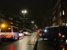 Weer branden en vernielingen in Den Haag, dit keer in Laak