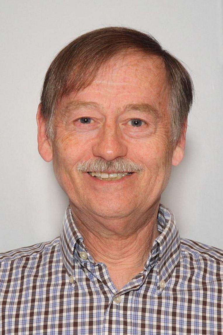 Gilbert Ghyselbrecht.