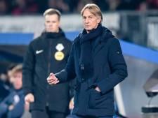 Willem II-trainer Koster: 'We hebben Sparta geen moment in de wedstrijd laten komen'