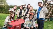 Scouts van Zingem solliciteren met ludiek filmpje naar jobs om reis te betalen