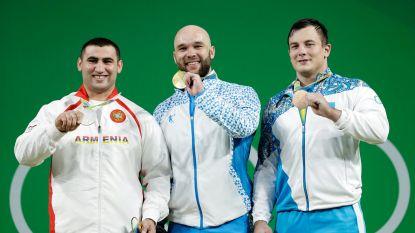 Olympisch gewichthefkampioen van Rio ziet vierde plaats van Londen geschrapt