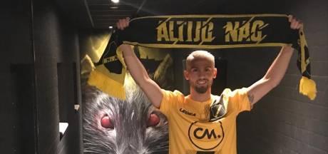 'Lundqvist is een prima aanwinst, NAC is er hartstikke blij mee'