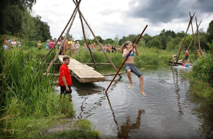 Doeweek Dommelen 2008. archieffoto Freekje Groenemans