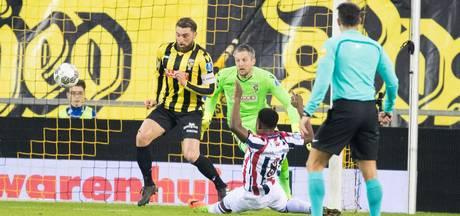 LIVE: Rienstra prikt namens Willem II de 1-2 binnen in Arnhem