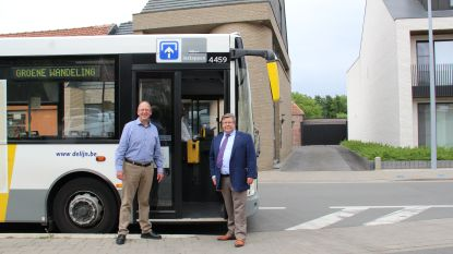 Dentergem krijgt busverbinding met Waregem