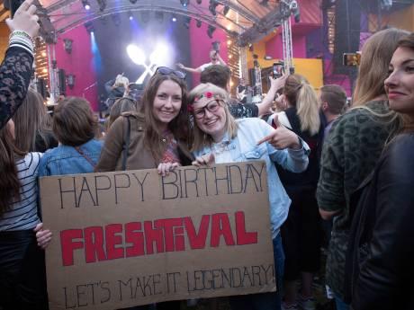 Dit was de zaterdag van Freshtival 2018