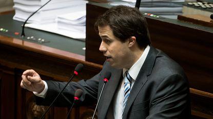 Laurent Louis veroordeeld tot 8 maanden cel met uitstel
