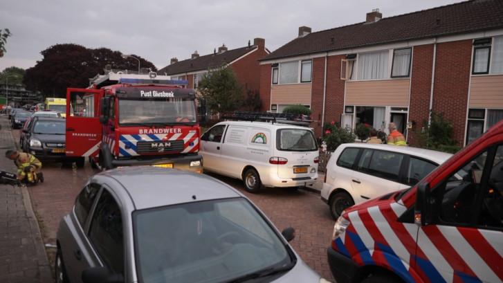 Vrouw overleden na vlam in de pan in Giesbeek