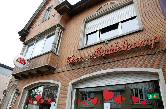 Café Theo Middelkamp in Kieldrecht.