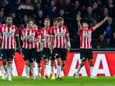 PSV kent vlekkeloze generale op weg naar Tottenham