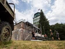 Nieuwe vergunning: Onder de Radar Festival op vliegbasis gaat door