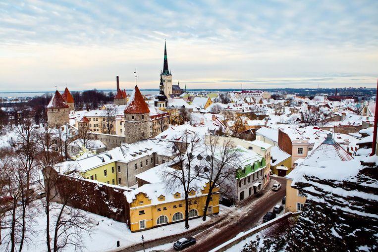 Tallinn is een pareltje