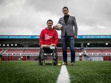 Helmond Sport omarmt Niels Vink en helpt hem zijn paralympische droom te verwezenlijken: 'Inspirerend'