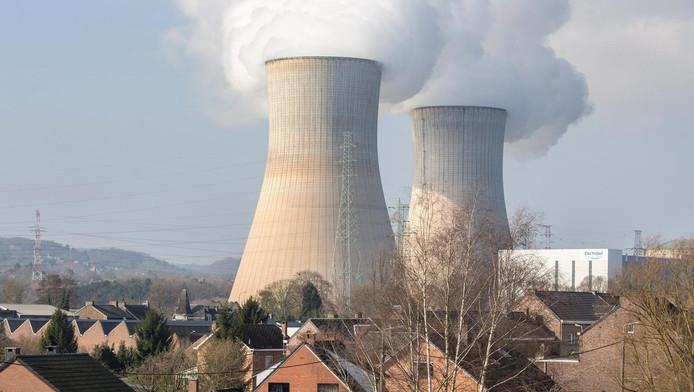 De reactorkuip van Tihange 2 staat ook wel bekend als de 'scheurtjescentrale' vanwege onregelmatigheden in het reactorvat