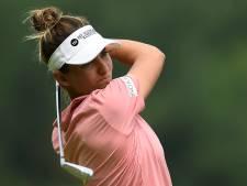 Golfster Van Dam eindigt in achterhoede in Ohio