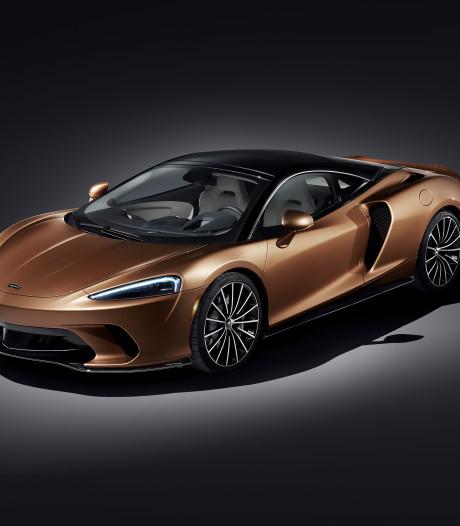 McLaren maakt van zijn nieuwste supersportauto een comfortabel ruimtewonder