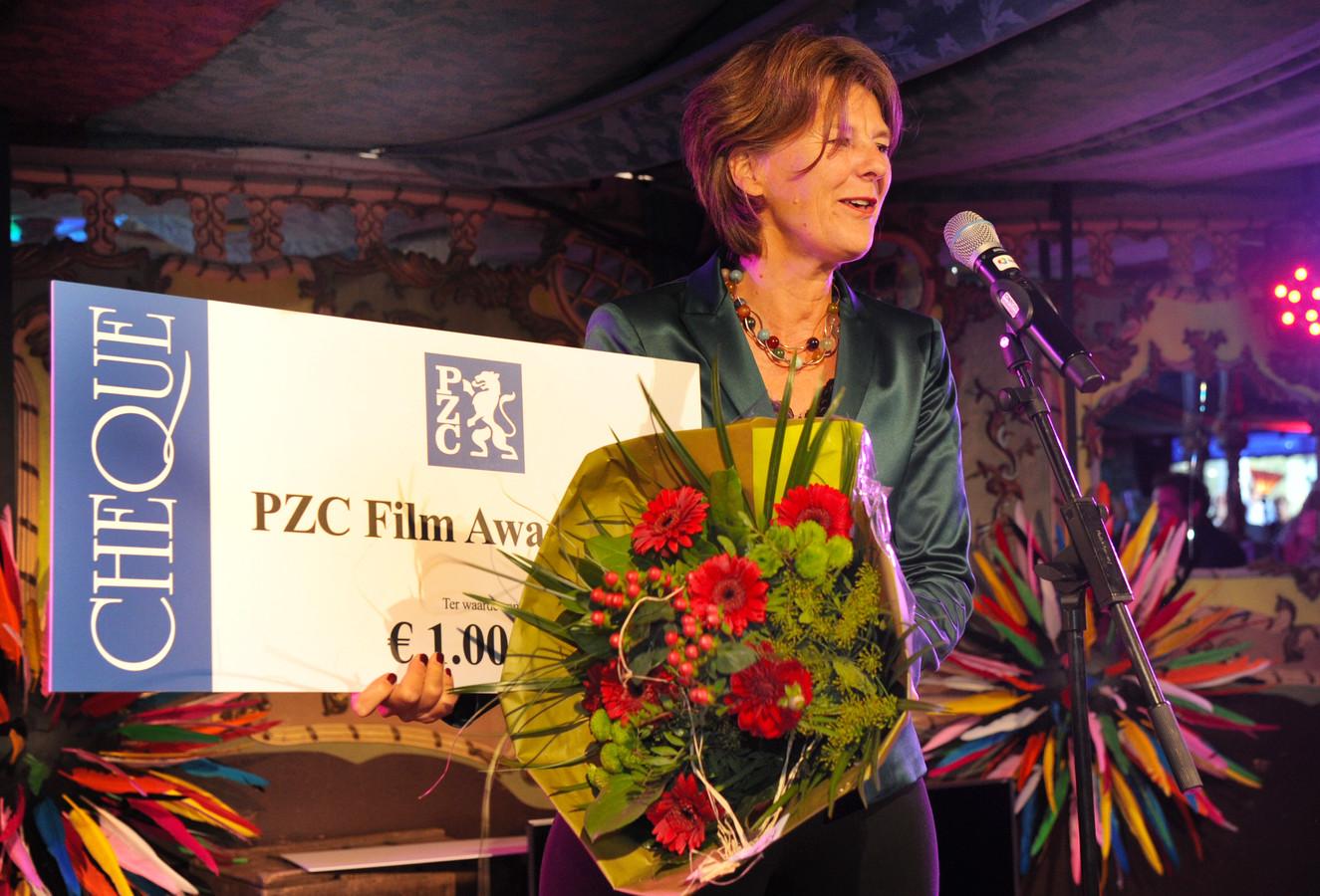 Helge Prinsen won op Film by the Sea onder meer de PZC Publieksprijs.