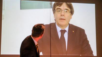 """Puigdemont zou 'symbolische' minister-president kunnen worden"""