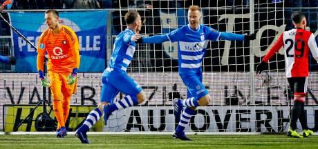 Doorstart PEC Zwolle krijgt onmiddellijk gestalte