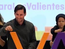 Messi en Barça helpen mee in financiering kinderkankercentrum in Barcelona