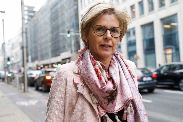 Martine Fournier (CD&V).