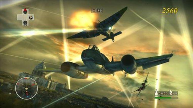 Spelen ze de bij de Amerikaanse luchtmacht binnenkort allemaal 'Blazing Angels'?