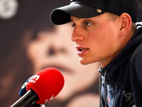 'Favoriet' Van der Poel vestigt zijn naam: 'Ze laten me niet meer rijden'