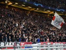 UEFA geeft Ajax boete van 52.000 euro voor gedrag fans tegen Juventus