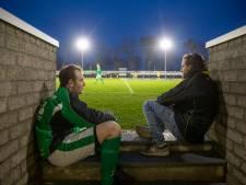 Liefhebbers geloven nog wel in normaal einde van de voetbalcompetitie, halve competitie als alternatief