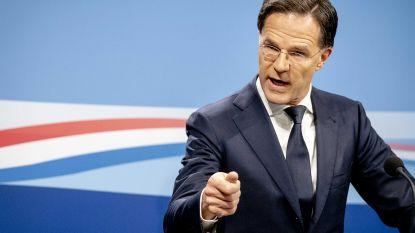 """Nederlandse premier Rutte: """"Prachtig weer, maar we gaan parken en stranden sluiten als dat nodig is"""""""