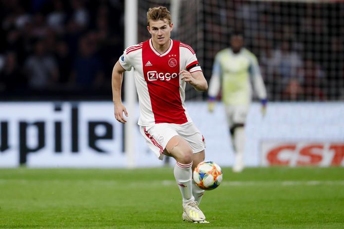23-04-2019 Matthijs de Ligt.