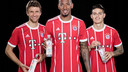 Bayern München heeft een samenwerkingsovereenkomst met OXiGEN.