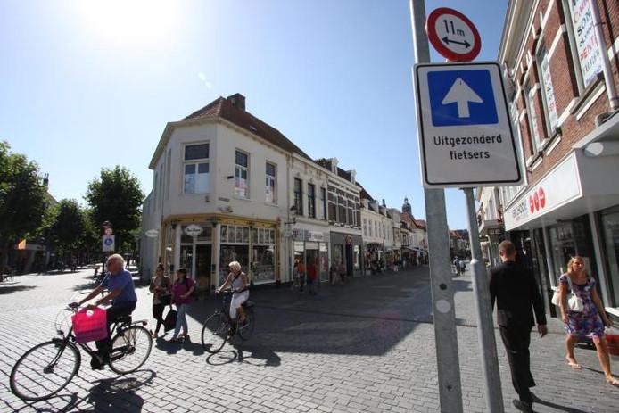 Centrum Bergen op Zoom