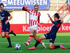 TOP Oss verzaakt voldoende te scoren tegen Helmond Sport